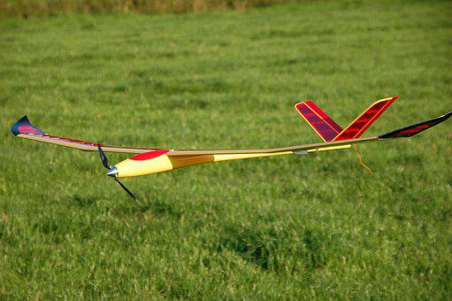 Model Airplane, Hobby, Model, Remotely Controlled