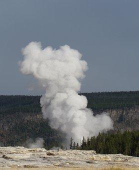 Nature, Geyser, Geothermal, Landscape, Thermal, Steam