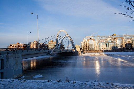 Lazarevsky, Bridge, Lazarev Bridge