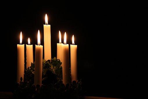 Lucia, Lucia Festival, Lucia Crown, Light