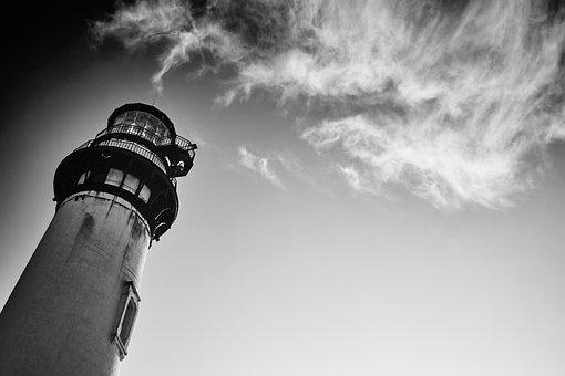 Beautiful Landscape, Lighthouse, Nature, Sea, Scenic