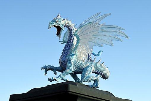 Dragon, Reptile, Mythology, Monster, Creature, Flying