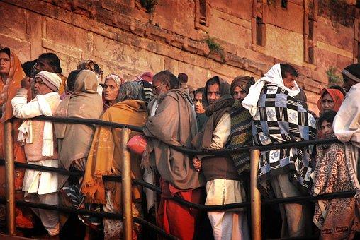 Kumbh Mela, Allahabad, India, Travel, People