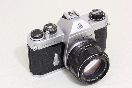 Asahi, Pentac, Optical, Japan, Slr, 35mm, Film Camera