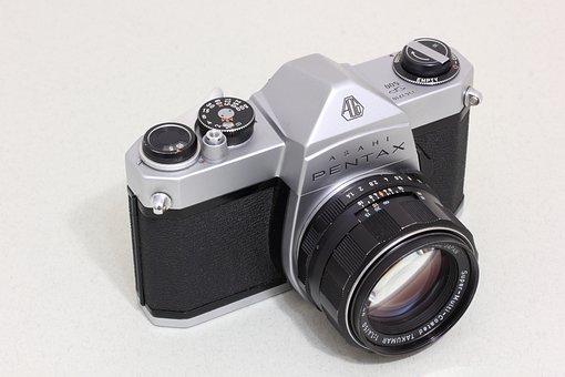 Asahi, Pentax, Optical, Japan, Slr, 35Mm