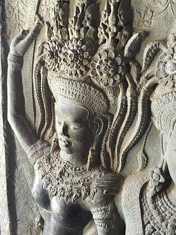 Cambodia, Temple, Legal