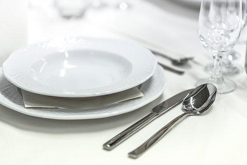 Wedding Reception, Banquet, Tableware, Cutlery, Wedding