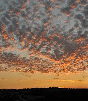 Sunset, Nußdorf, Eberdingen