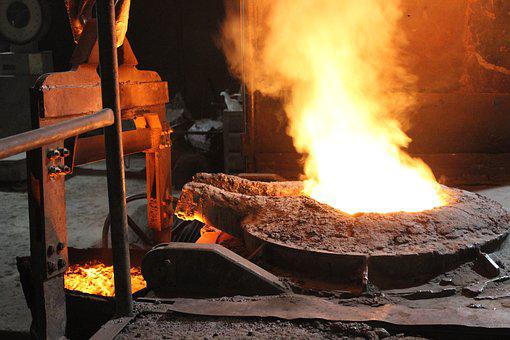Mold, Steel, Metal, Industry, Equipment, Iron, Factory