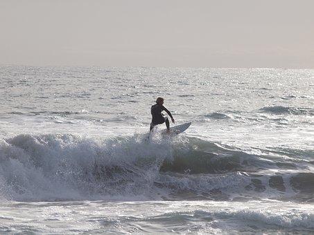 Surfing, Perth, Trigg Beach 2
