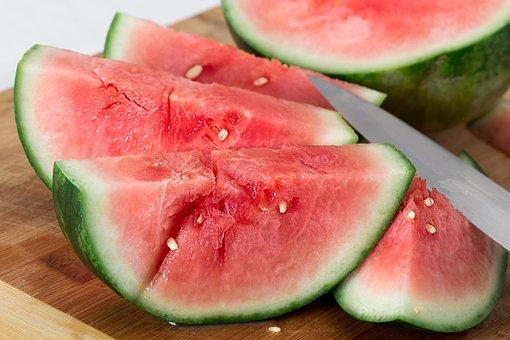 Watermelon, Sweet, Juicy, Fruit, Melon, Ripe, Red