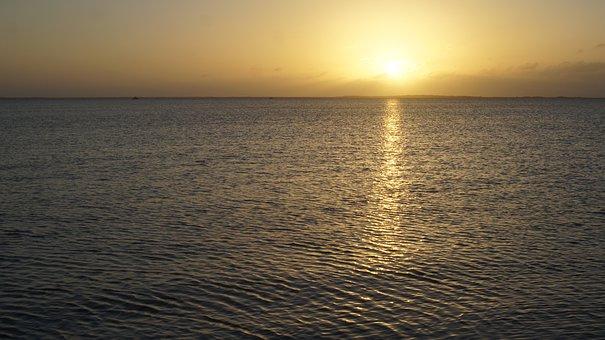 Keywest, Florida, Boat, Sea, Boot, Caribbean