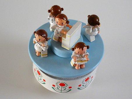 Game Clock, Toys, Music Box, Children Toys