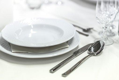 Wedding Reception, Banquet, Tableware, Cutlery, Wedding