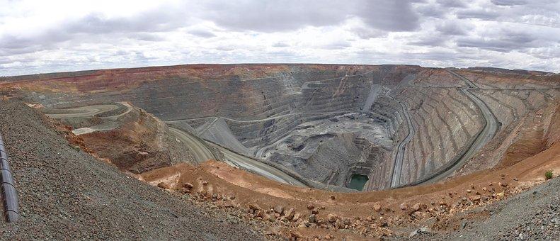 Gold-construction, Australia, West Australia