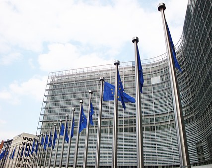 Eu, European Commission, Brussels, Berlaymont, Belgium