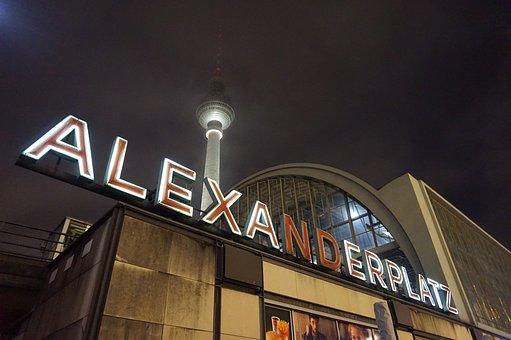 Alexanderplatz, Berlin, Germany, Architecture, Europe