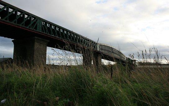 Queen Alexandra Bridge, Bridge, Overpass, Bypass, Road