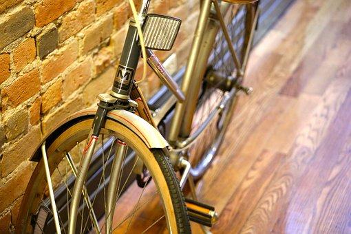 Bike, Travel, Bicycle, Tourism, Old, Retro, City