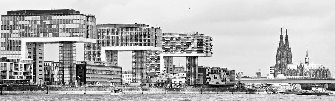 Crane Homes, Architecture, Cologne Cathedral, Cologne