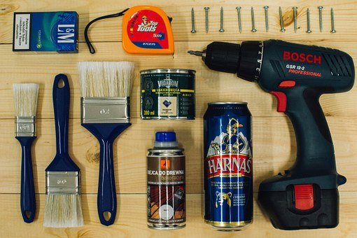 Diy, Beer, Man Work, Home, Renovation, Decoration