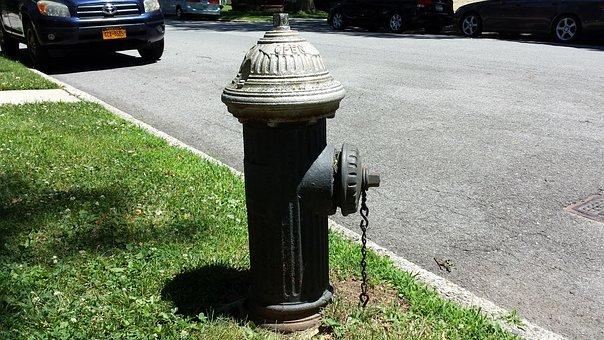 Fire Hydrant, Hydrant, Fire, Water, Metal, Emergency