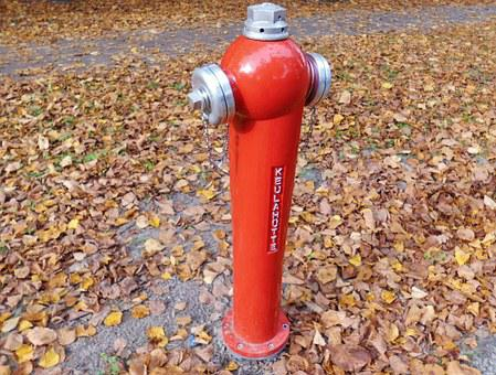 Hydrant, Fire Extinguishing System, Water Connection