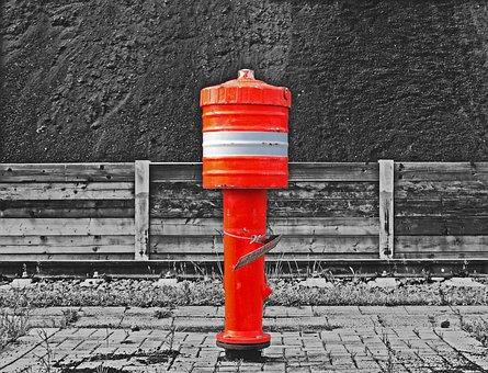 Hydrant, Water, Fire Fighting Water, Fire, Delete