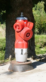 Hydrant, Fire Hydrant, Water, Firefighter, Fire