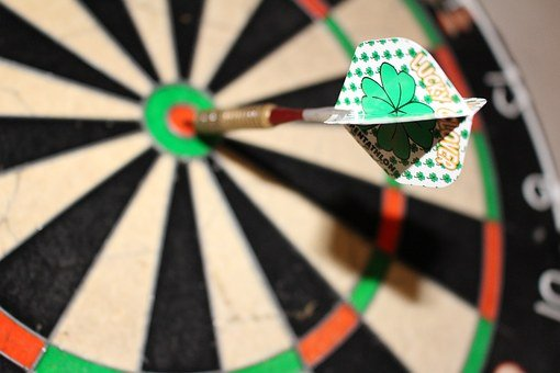 Darts, Dart Board, Game Of Darts, Target, Arrow, Dart
