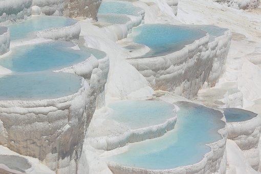Ancient, Calcium, Famous, Geological, Geology, Landmark