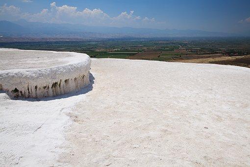 Ancient, Calcium, View, Geological, Geology, Landmark