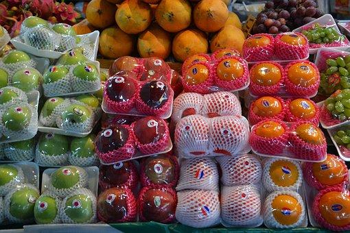 Apples, Fruit, Oranges, Food, Healthy, Fresh, Organic
