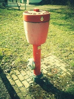 Hydrant, Fire Fighting, Fire Fighting Water Supply