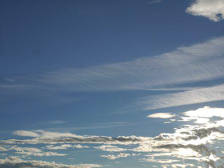 Clouds, Morgenstimmung, Back Light, Sun, Cloud, Morning