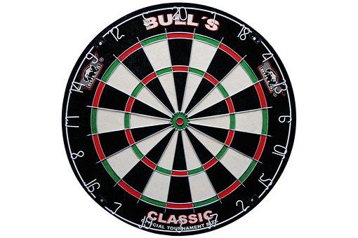 Dart Board, Darts, Dart, Cheating, Skill Game