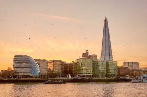 The Shard, London, Skyline, England, United Kingdom