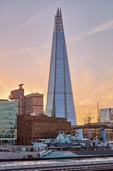 The Shard, London, Architecture, England