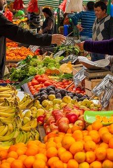 Tomatoes, Vegetables, Fruit, Vegetable, Market, Sale