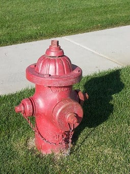 Fire Hydrant, Hydrant, Valve, Red, Extinguisher