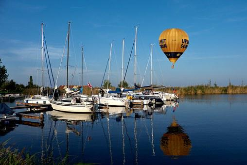 Water, Lake, Ship, Sailing Vessel, Neusiedler See