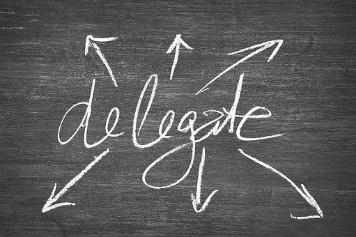 Delegate, Board, Applying, Empower, Transfer, Hire
