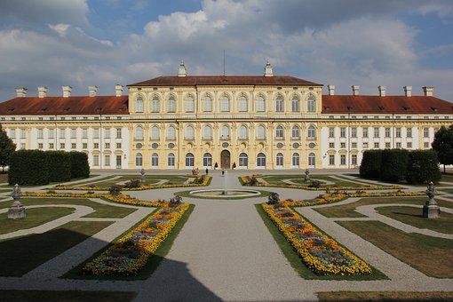 Oberschleißheim, Castle, New Castle