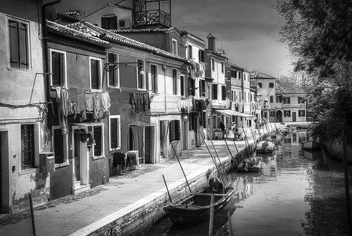 Venice, Italy, Europe, Water, Canal, Tourism, Italian