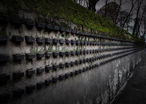 Jewish Cemetery, Judaism, Monument, Holocaust, Jews