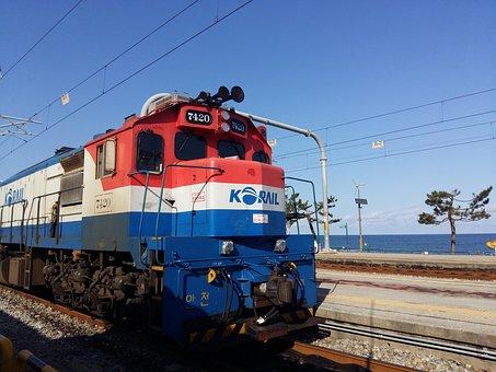 Train, Locomotive, Railway, Transportation