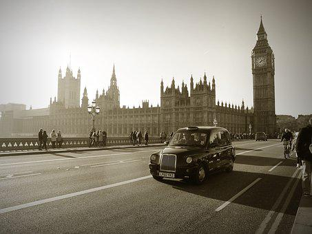 London, Big Ben, Parliament, England, United Kingdom