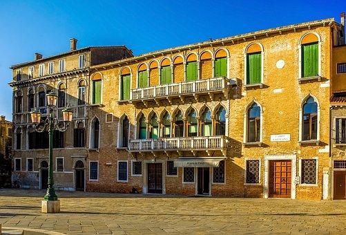 Venice, Venezia, Place, Piazza, Piazetta, Campo