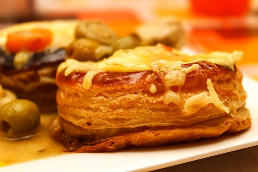 Vol-au-vent, Meals, Food, Flat, Power, Eat, Flavor