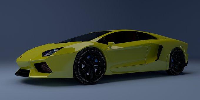 Lamborghini, Car, Automobile, Auto, Automotive, Drive